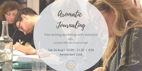 Attune to You: Aromatic Journaling with Essential Oils tickets