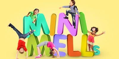 Mini Mells: Free & Fun Fitness at Mell Square - Football & Dance