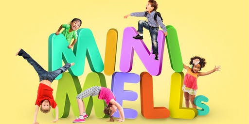 Mini Mells: Free & Fun Fitness at Mell Square - Football & Dance