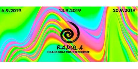 Radula Boat Music Experience  biglietti