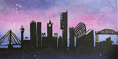 Paint Manchester! BYOB!