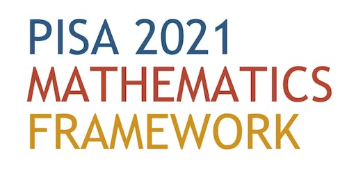 LAUNCH OF PISA 21 MATHEMATIC FRAMEWORK in OXFORD