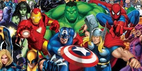 Superhero Film Club