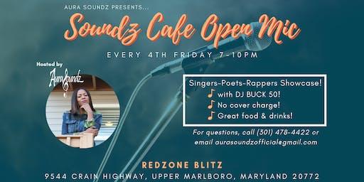 Soundz Cafe Open Mic