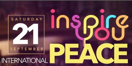 Inspire You Peace Concert tickets