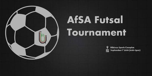 AfSA Futsal Tournament 2019