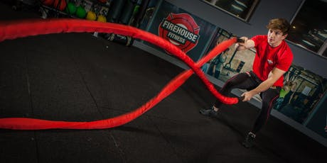 7 Free Workouts @FirehouseFitnessLeeds tickets