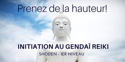 Stage d'initiation au Gendaï Reiki Niveau 1
