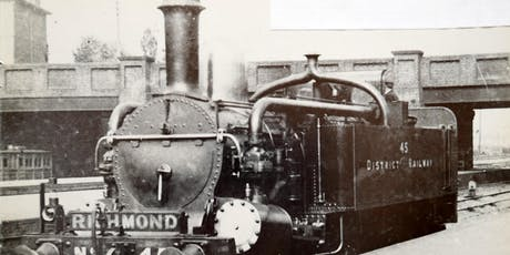 173 years of railways to Richmond and beyond... tickets