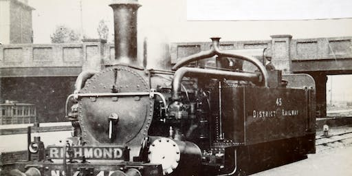 173 years of railways to Richmond and beyond...