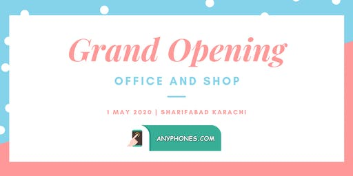 Sharifabad Grand Office Opening for E-commerce Solution