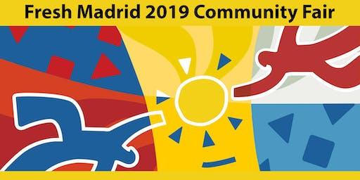 Fresh Madrid 2019