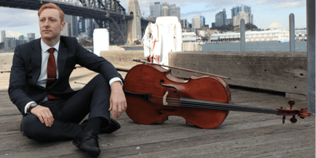 Sydney Bach Society: Bach & Vivaldi with Christopher Bennett tickets