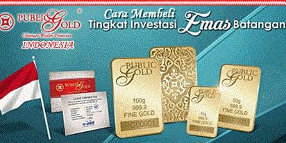 Gold Seminar Klaten, Jawa Tengah 25/8/2019