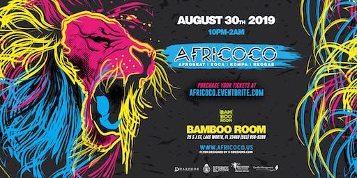 Afroboom @ Bamboo Room