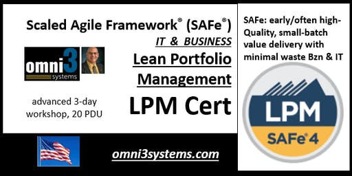 LPM-Cert-SAFe4.6--SAFe®-Lean-Portfolio-Management~BLM-Normal-24PDUs