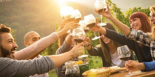 Shardonnay wine tasting