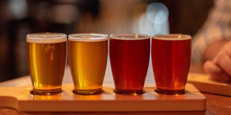 An Experimental Beer Tasting & Tapas Charity Event tickets