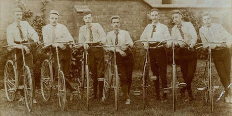 The Green Bicycle Mystery - The first 50 years of cycling in Leicestershire tickets