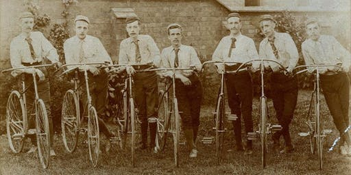 The Green Bicycle Mystery - The first 50 years of cycling in Leicestershire