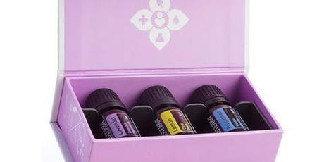 Natural Low Cost Healing with Essential Oil tickets