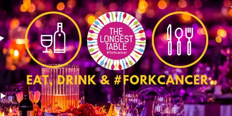 The Longest Table Dinner - 'Leith's Feast' to #forkcancer tickets