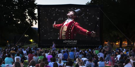 The Greatest Showman Outdoor Cinema Sing-A-Long / Sinema Dan y Sêr tickets