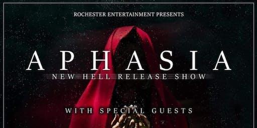 Aphasia - ALBUM RELEASE
