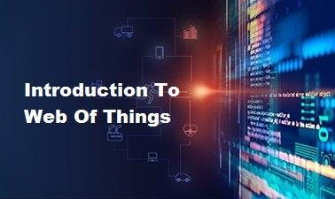 Introduction To Web Of Things 1 Day Virtual Live Training in Ghent