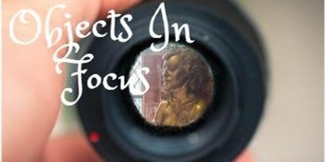 Objects in Focus: Charlotte Flodes and Deryn Rees Jones  tickets