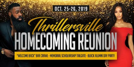 Thrillersville 2019 | Millersville University Homecoming Celebration tickets
