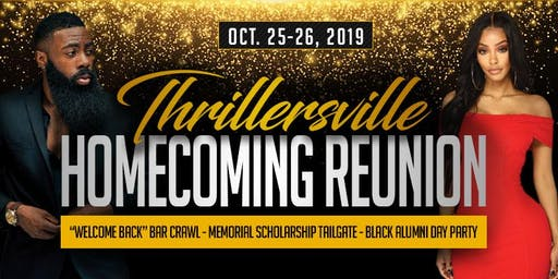 Thrillersville 2019 | Millersville University Homecoming Celebration