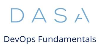 DASA – DevOps Fundamentals 3 Days Training in Sacramento, CA