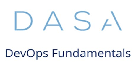 DASA – DevOps Fundamentals 3 Days Training in Washington, DC tickets
