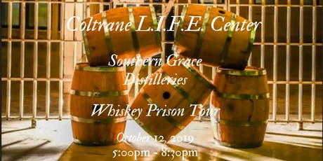 Coltrane L.I.F.E. Center Whiskey Prison Event tickets