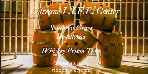 Coltrane L.I.F.E. Center Whiskey Prison Event