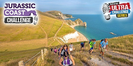 Jurassic Coast Challenge 58km hike for Action Aid tickets