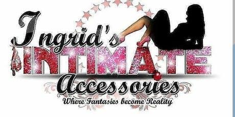 Ingrids Intimate Accessories Adult Bingo tickets