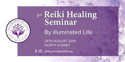 Reiki Healing Seminar
