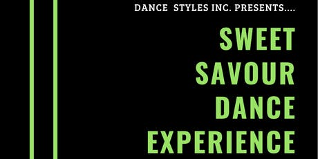 Sweet Savour Dance Experience tickets