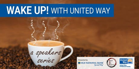 Wake Up! with United Way - Homelessness: Unpacking the Point in Time Count tickets