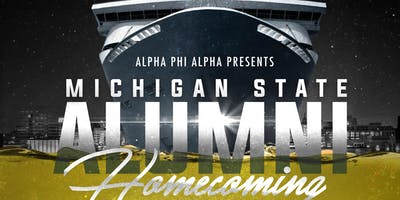 Michigan State Univ. Alumni Homecoming Party