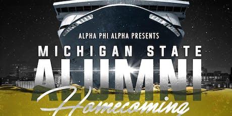 Michigan State Univ. Alumni Homecoming Party  tickets