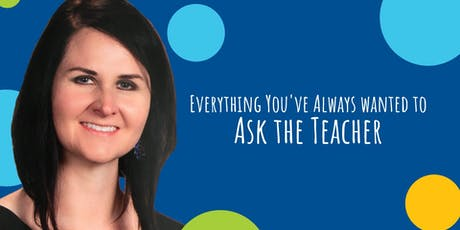 Parent Night: Everything You've Always Wanted to Ask the Teacher tickets