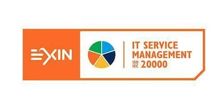 EXIN – ITSM-ISO/IEC 20000 Foundation 2 Days Training in Las Vegas, NV tickets