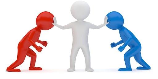 Conflict Management Classroom Training in Goldsboro, NC