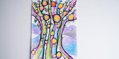 """Neurobaum - \""""Baum der Gesundheit\"""" - Neurographik Schnupperkurs"""