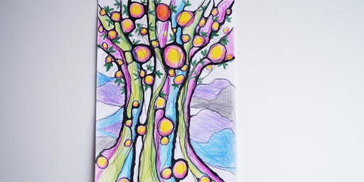 """Neurobaum - """"Baum der Gesundheit"""" - Neurographik Schnupperkurs"""