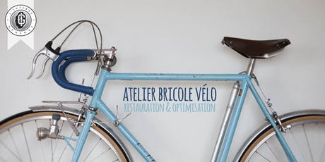 Atelier vélo - session réparation du 20/10 billets