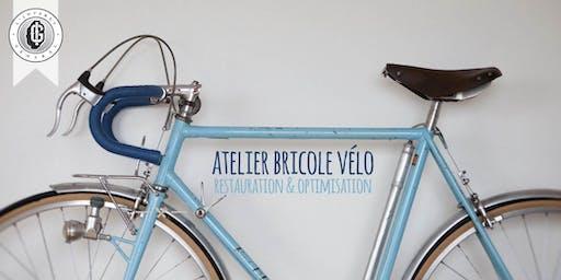 Atelier vélo - session réparation du 20/10
